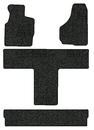 Ford Excursion Floor Mats Factory Oem Parts