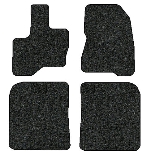 2010-2016 Ford Flex 4 Pc Set Factory Fit Floor Mats