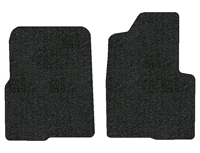 2011 2014 ford f 150 2 pc front factory fit floor mats factory oem parts. Black Bedroom Furniture Sets. Home Design Ideas