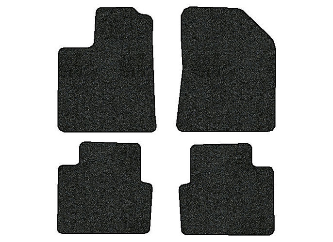 2015 2016 chrysler 200 4 pc set factory fit floor mats factory oem parts. Black Bedroom Furniture Sets. Home Design Ideas