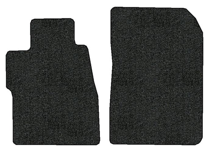 2015 2016 honda civic 2 pc front factory fit floor mats ebay. Black Bedroom Furniture Sets. Home Design Ideas