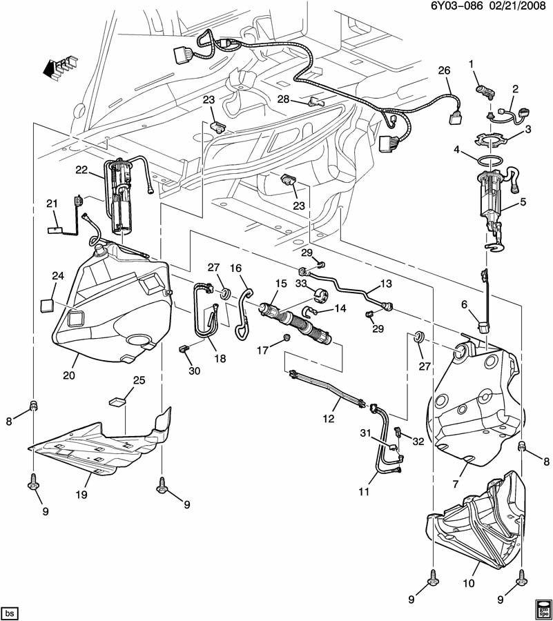 2006 2009 cadillac xlr fuel pump wiring harness 10367812 factory rh factoryoemparts com XLR Microphone Wiring Diagram XLR to TRS Wiring-Diagram