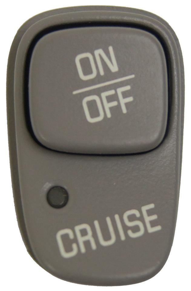 2000 2003 buick lesabre cruise control switch new oem charcoal rh ebay com