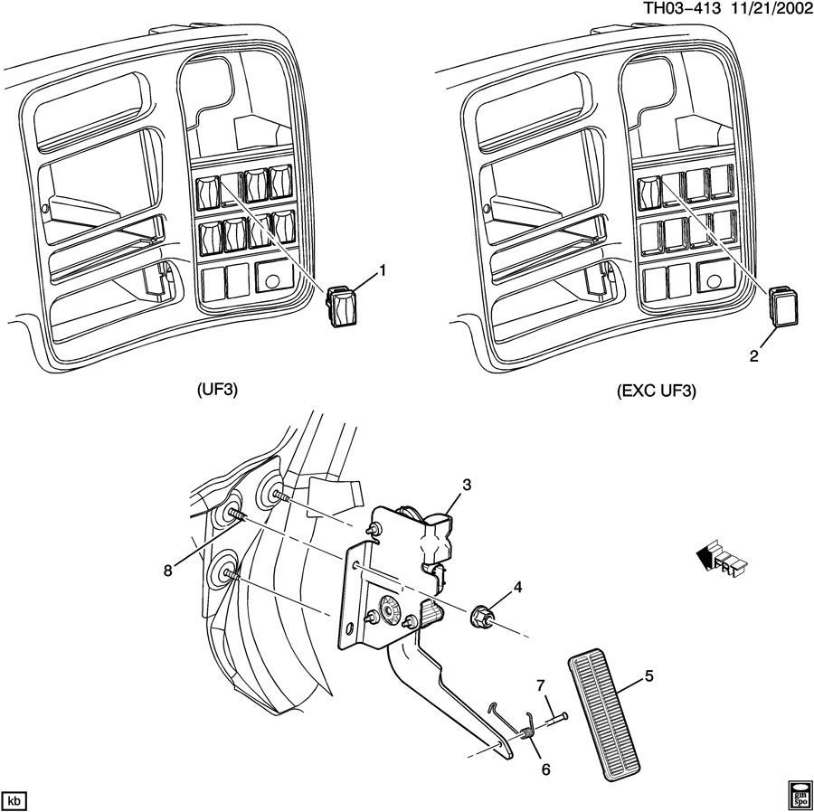 2003 gmc c8500 fuse box  gmc  auto fuse box diagram