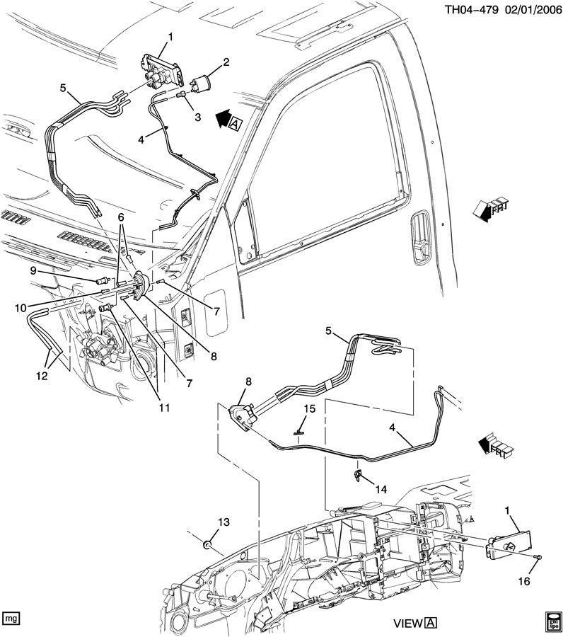 2003 2009 Topkick Kodiak C7500 C8500 Air Brake Stop L 1990 GMC C6500 Wiringdiagram 2006: 2008 Dodge Ram Cargo Light Wiring Diagram At Johnprice.co