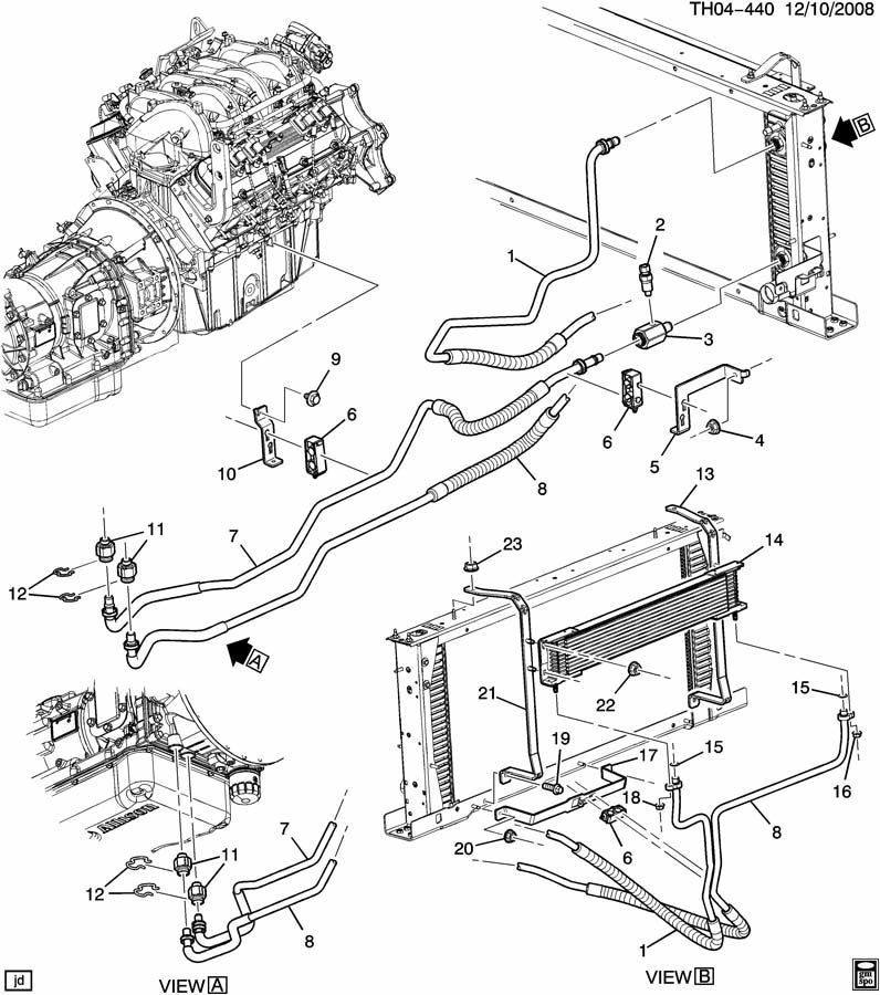 2004 Chevy Trailblazer Ac Diagram