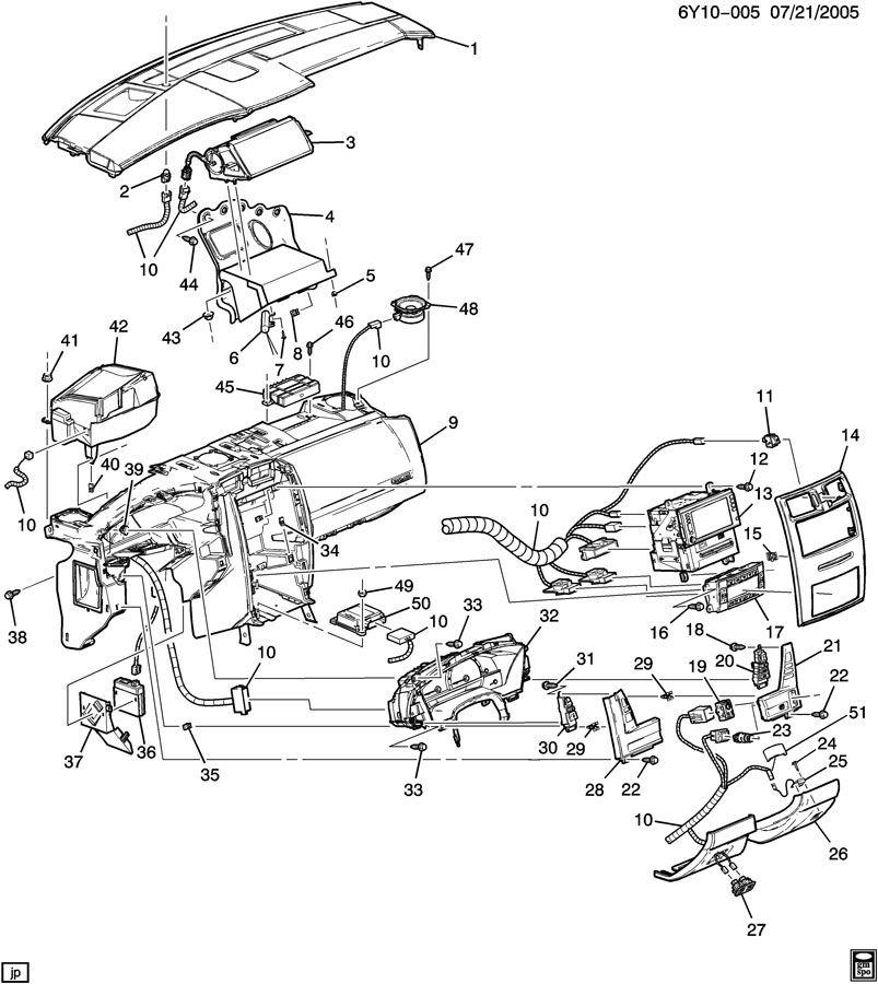 cadillac xlr wiring diagram freddryer co rh freddryer co Cadillac XLR Aftermarket Parts Cadillac XLR Parts List