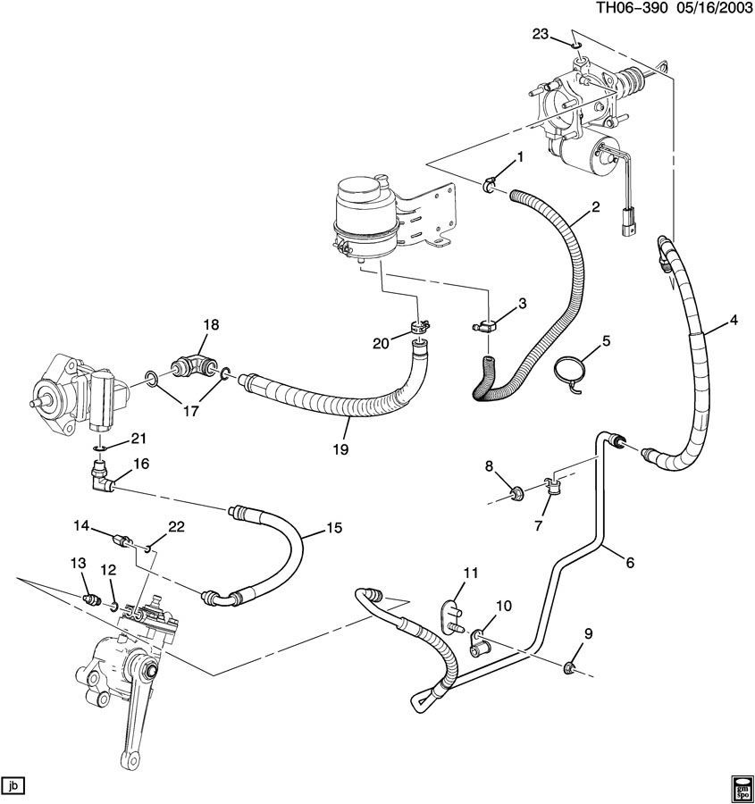 2006 chevy c5500 fuel pump diagram