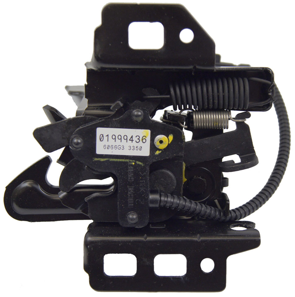 GM 20763454 Hood Latch & Switch/Sensor 2007-2014 Silverado ...