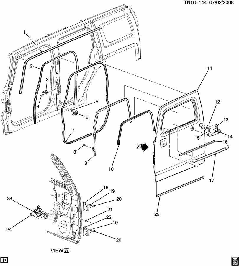 06 10 Hummer H3 H3t Chrome Outside Door Handle Cap