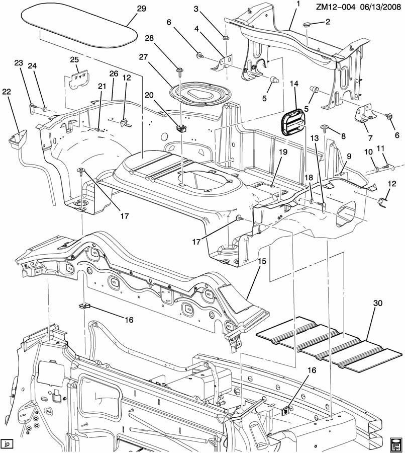 31 Saturn Sky Parts Diagram