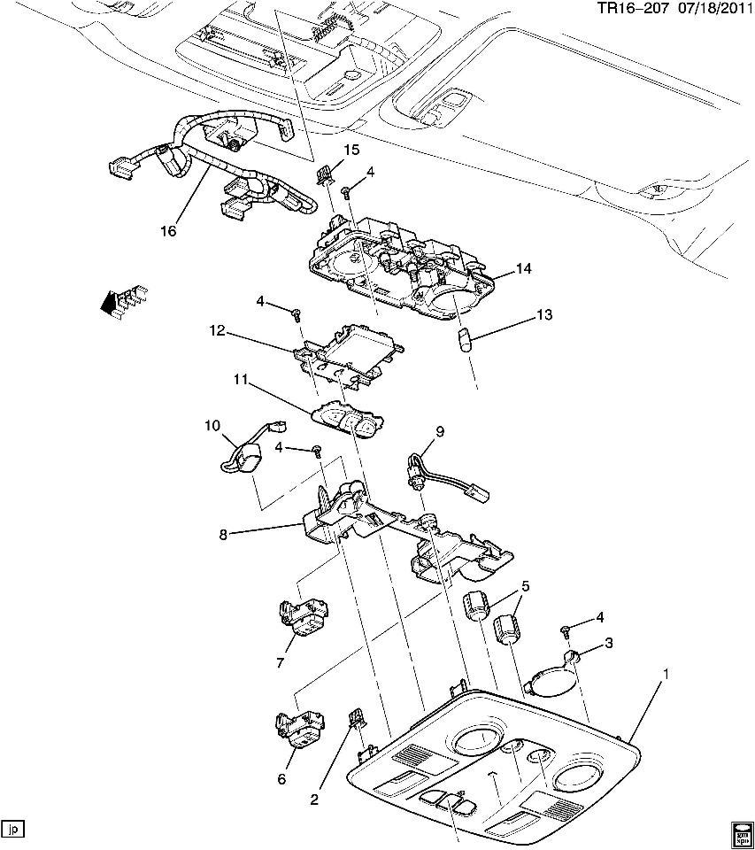 ... 2014 Acadia Parts Diagrams Trusted Wiring Diagrams