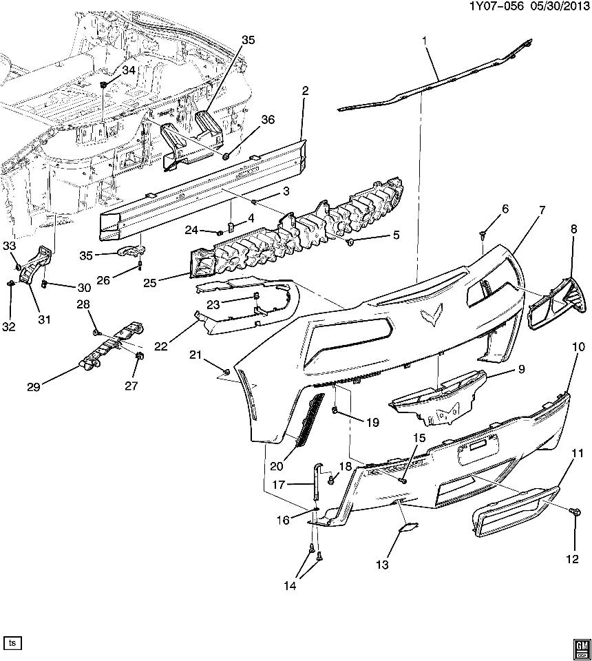 chevrolet sonic parts diagrams
