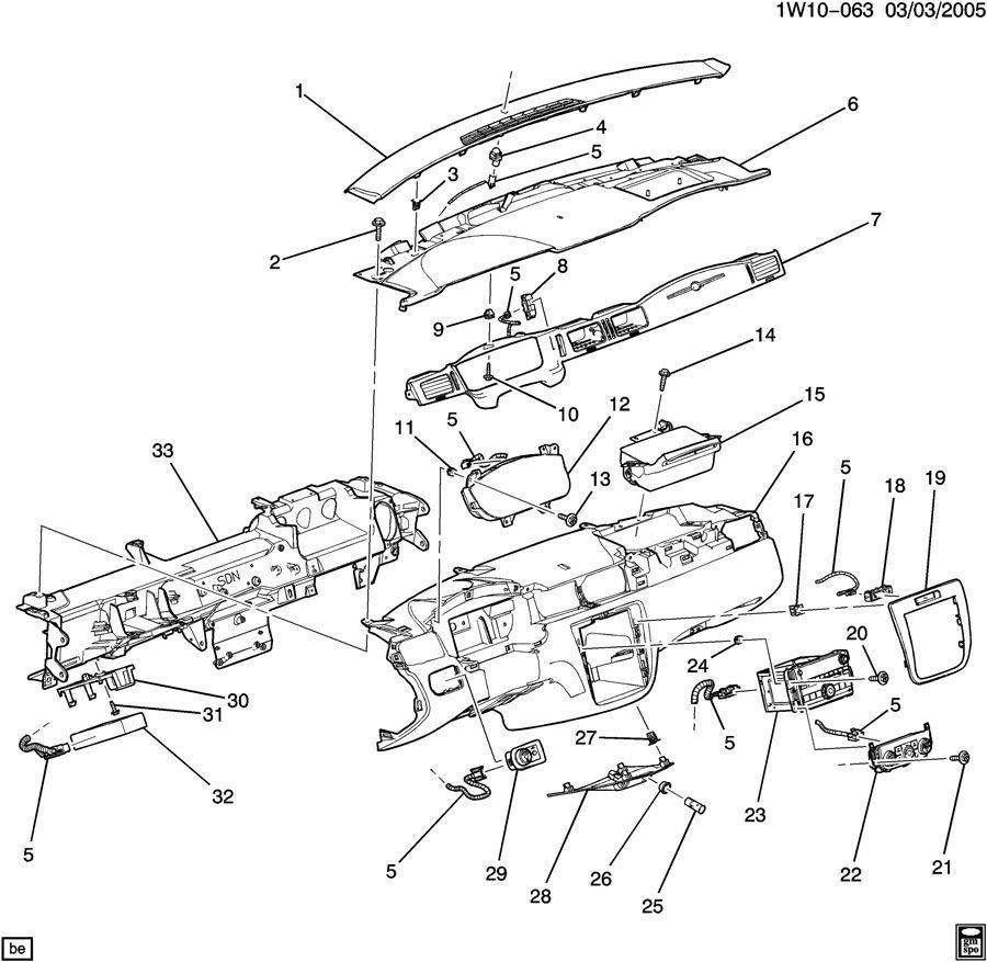 2012-2014 Chevrolet Impala Heater/AC Controls New OEM 22884766 ...