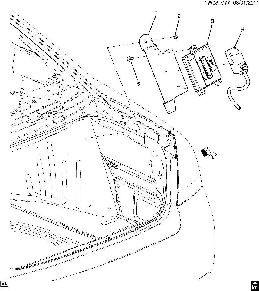 2011 Chevy Impala Parts Diagram Download Wiring Diagrams Chevrolet 2006 2014 Fuel Pump Control Module W Bracket New Rh Factoryoemparts Com Ltz