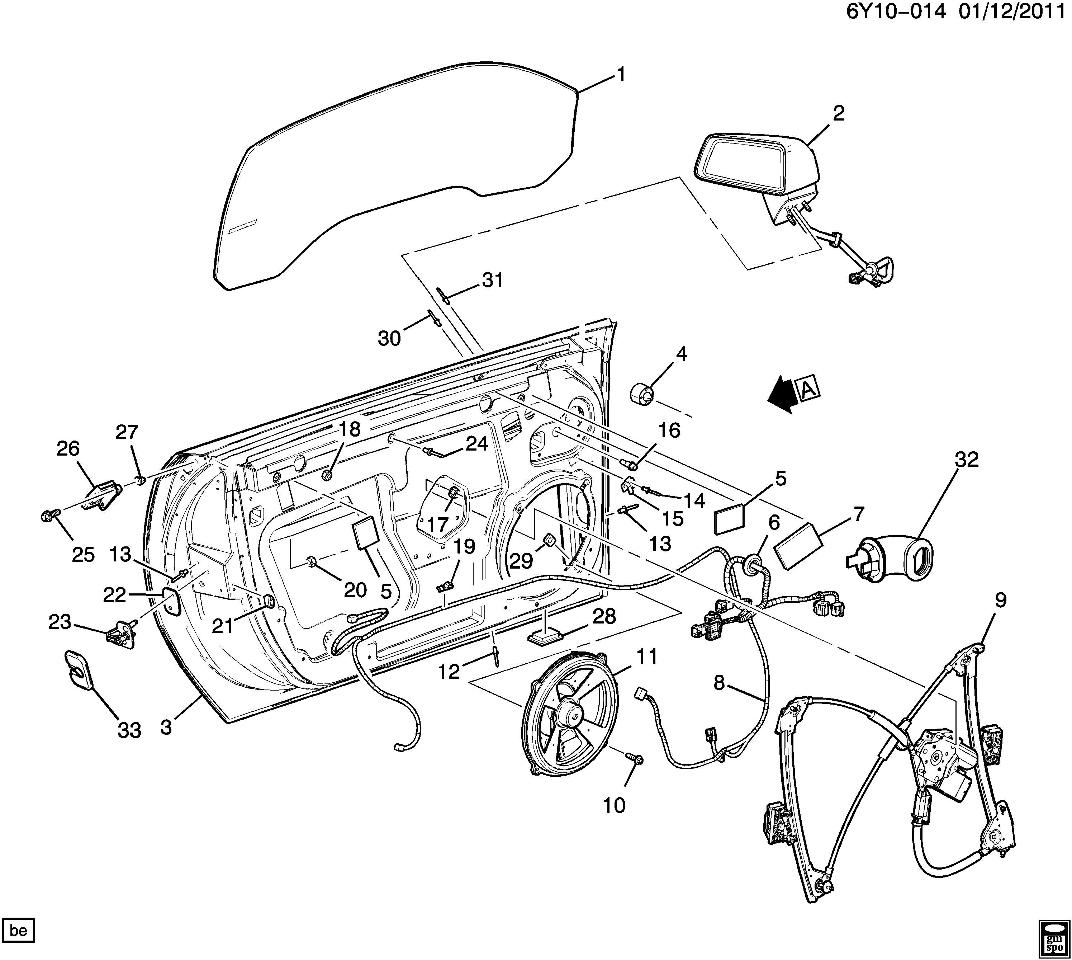 Cadillac Xlr Wiring Diagram Basic Guide Microphone 2009 Wire Harness For Side Mirror Window Door Lock Rh Factoryoemparts Com Audio