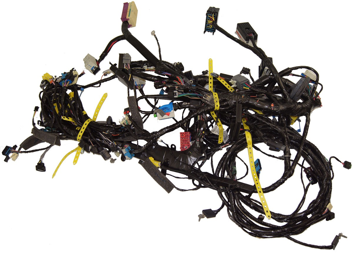 Cadillac Xlr Wiring Trusted Diagrams 2007 Harness 2009 V Complete Chassis 25850067 Escalade
