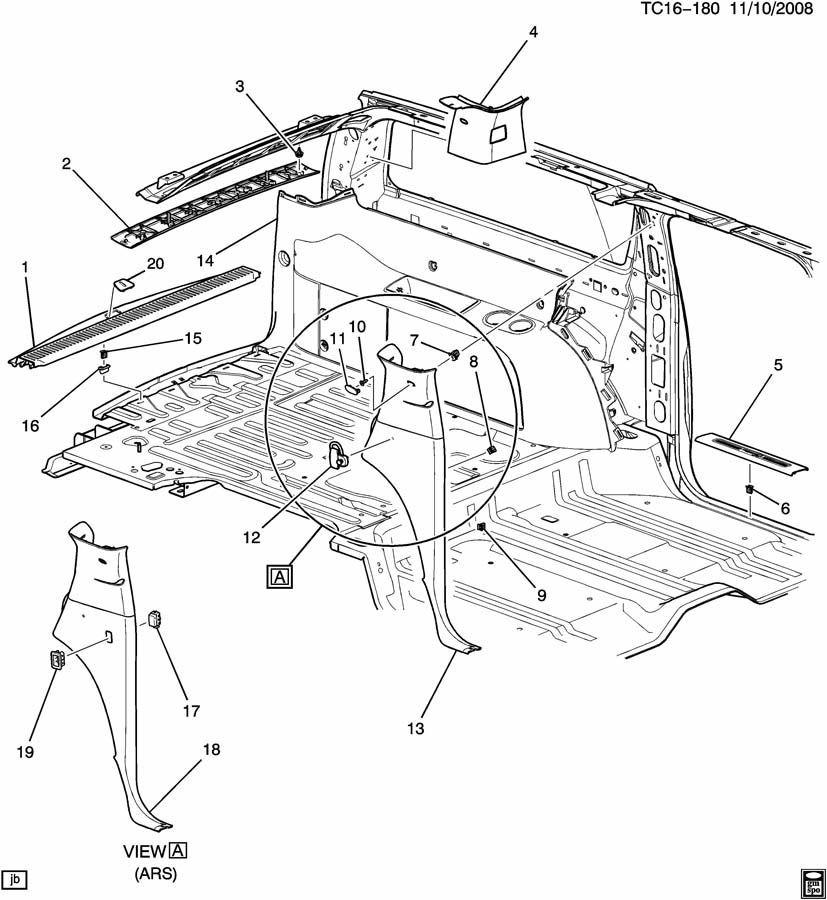 Cadillac Escalade Parts Diagram Wiring Diagram For Free