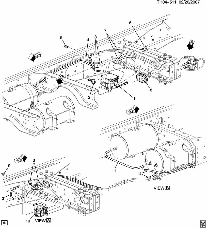 1995 Kodiak C8500 Wiring Diagram - free download wiring diagrams