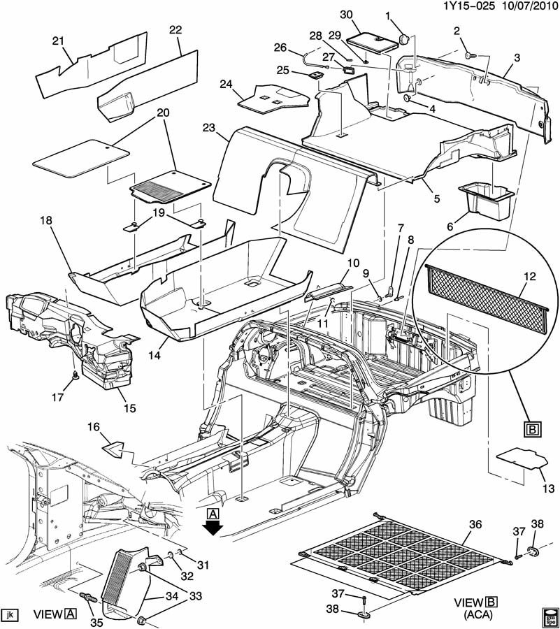 2005 Corvette Parts Diagram Wiring Diagram For Free