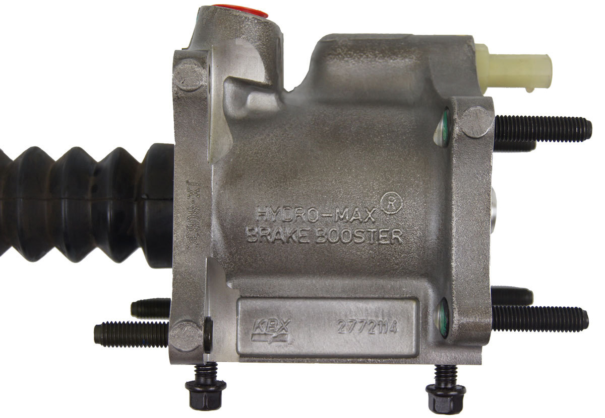 Hydro Max Brake Booster Kbx 2772114 New With 2 Wire Switch