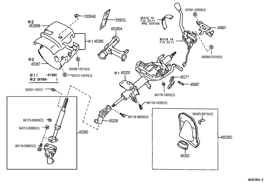 Toyota Tacoma Steering Column Diagram Wiring Diagram Steep Series D Steep Series D Pasticceriagele It