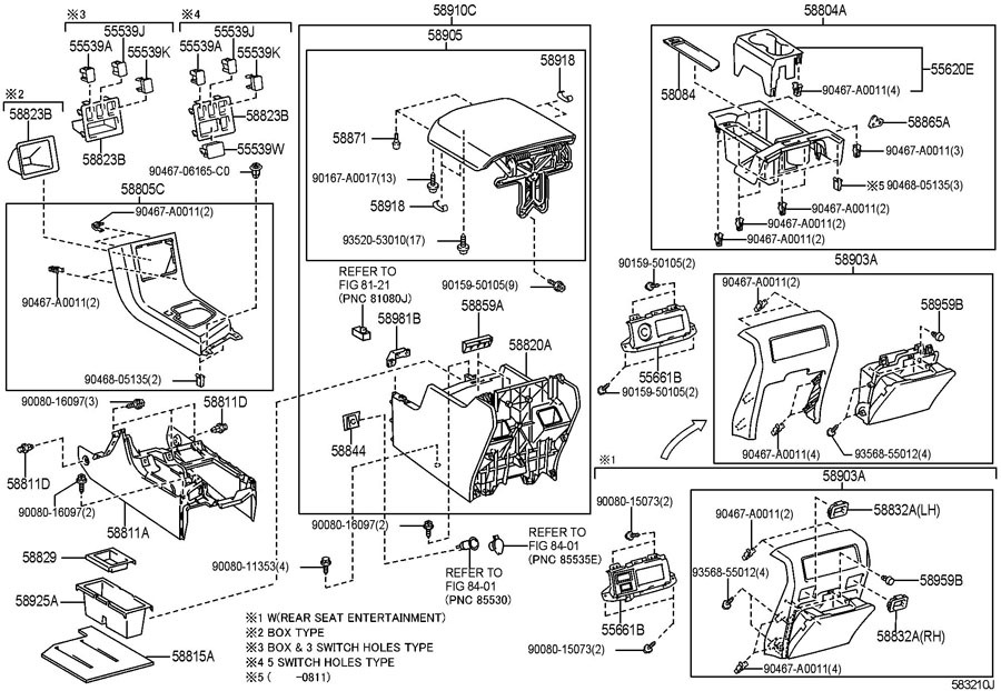 2008 Toyota Tundra Parts Diagram 2008 Toyota Tundra Parts Wiring