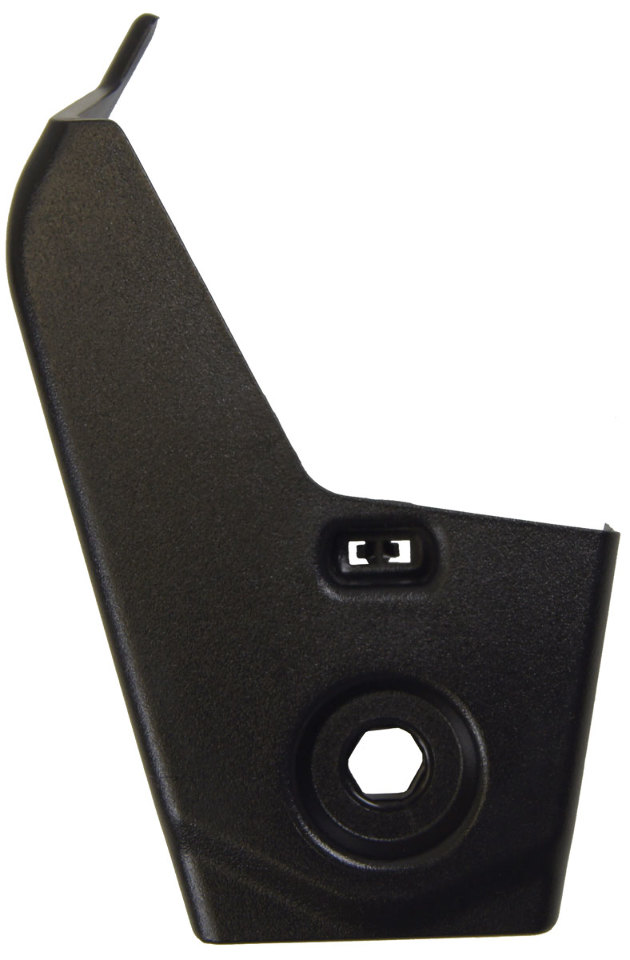 1997-2003 Toyota Camry Sienna Front Seat Right Hinge Cover Black New 71831AA010