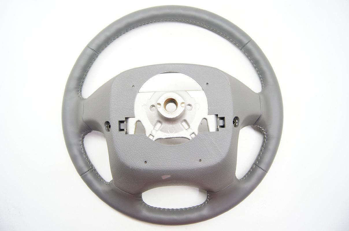 1998 2002 Rodeo Passport Steering Wheel New Grey Leather