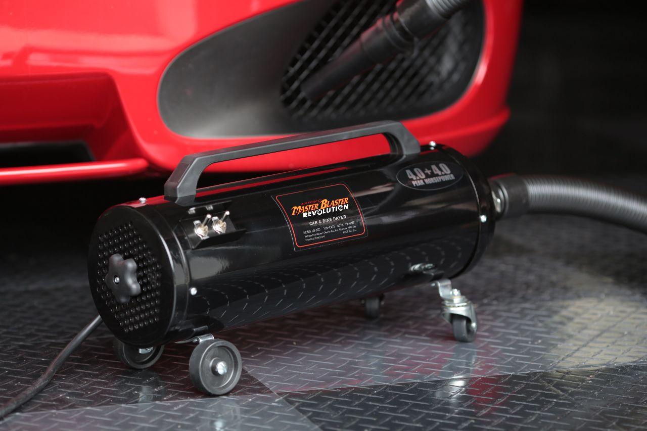 Master Blaster Car Dryer >> Metrovac Master Blaster Revolution Car Dryer MB-3CDSWB-30 | Factory OEM Parts