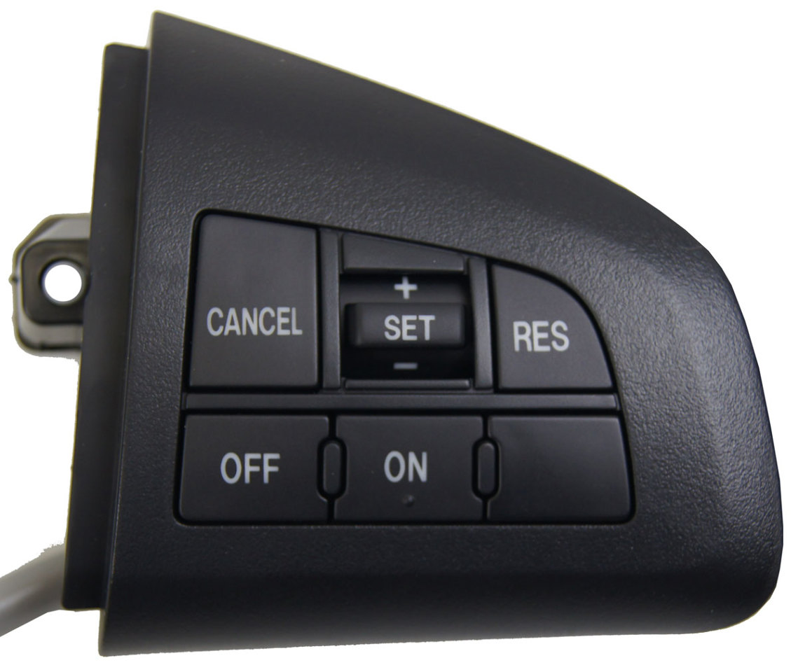2010 2013 mazda 6 cx 9 audio cruise control switch. Black Bedroom Furniture Sets. Home Design Ideas