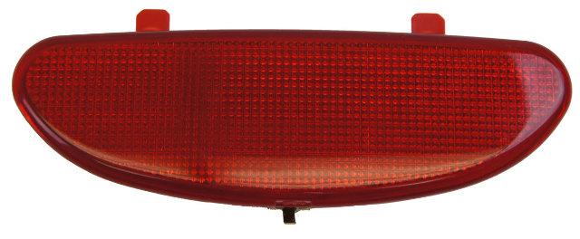 1997-2004 Chevrolet Corvette C5 Door Panel Reflector Red New 10295148