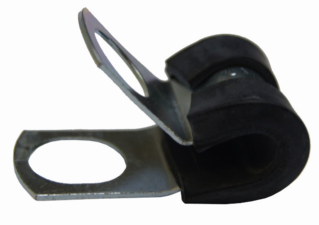 small clamps w  black rubber qty 5 auto marine home