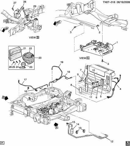 oldsmobile bravada rear suspension
