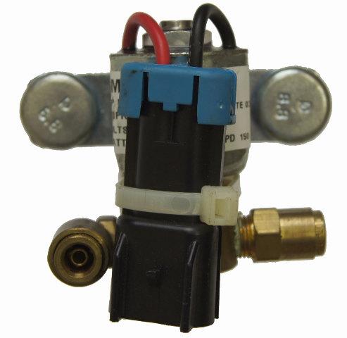 04 09 Topkick Kodiak T6500 T8500 Rear Diff Lock Control
