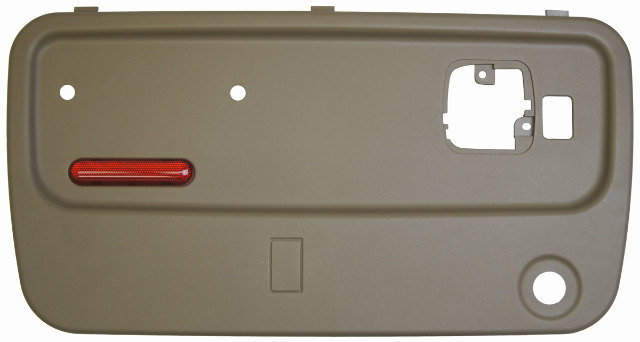 2003 09 Topkick Kodiak C4500 5500 Rear LH Door Panel