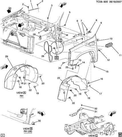 pontiac g6 wiper parts diagram  u2022 wiring diagram for free