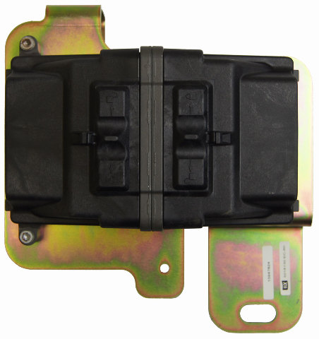 Gm Topkick Kodiak Ebcm Brake Control Module on 2002 Dodge Durango Brake Booster Diagram