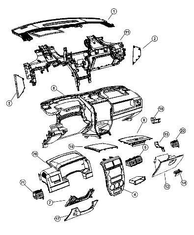 2007 Jeep Compas Fuse Diagram