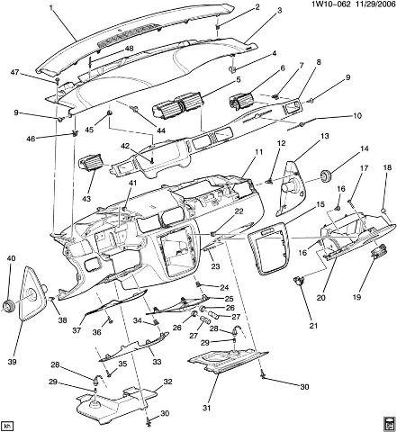 Gm Parts Interchange