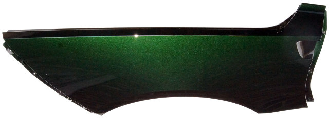 Gr Genuine Gm C Corvette Convertible Rh Passenger Side Rear Quarter Panel Fender on 93 Cadillac Power Antenna Replacement