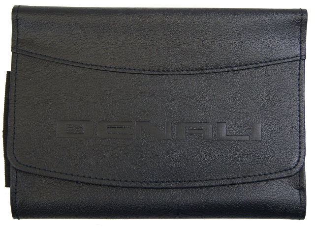 2015 gmc yukon denalixl denali owners manual book wleather case click thumbnails to enlarge publicscrutiny Gallery
