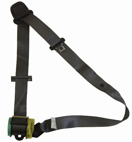Topkick Kodiak C C Front Lh Seat Belt New Black