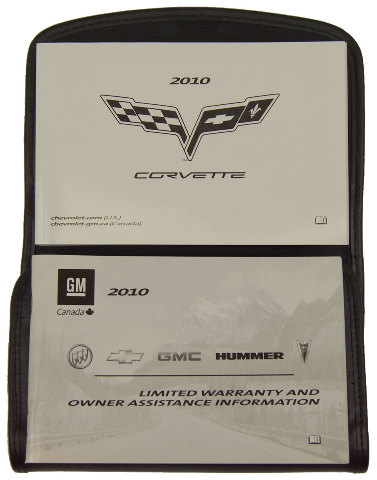 2010 chevrolet corvette c6 owners manual canada new gm original rh factoryoemparts com 2019 corvette owners manual 2010 corvette factory service manual