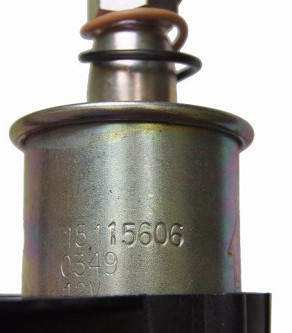 2006-09 GMC C4500 Gas Fuel Lines W//Fuel Pump New OEM 25896054 25896055 15115606