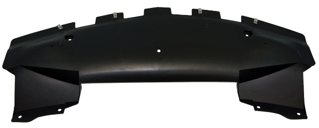 2007-2009 Opel Gt Front Fascia Bracket Bumper Panel Lower