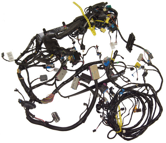 2009 cadillac xlr chassis wiring harness complete harness new oem rh factoryoemparts com Wiring Harness Diagram Engine Wiring Harness