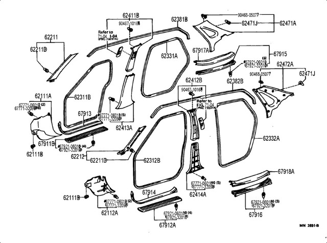 Click Thumbnails To Enlarge: 1997 Toyota Avalon Engine Diagram At Scrins.org