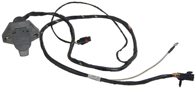 Topkick Kodiak C C Trailer Towing Harness Pin on 2003 Dodge Dakota Brake System