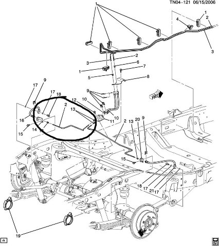 2003 Hummer H2 Engine Diagram